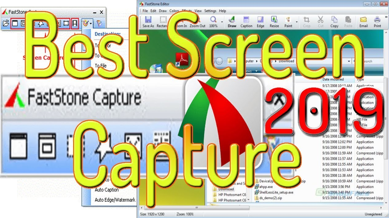 FastStone Capture 9.0 Portable full key Link (Google Drive)