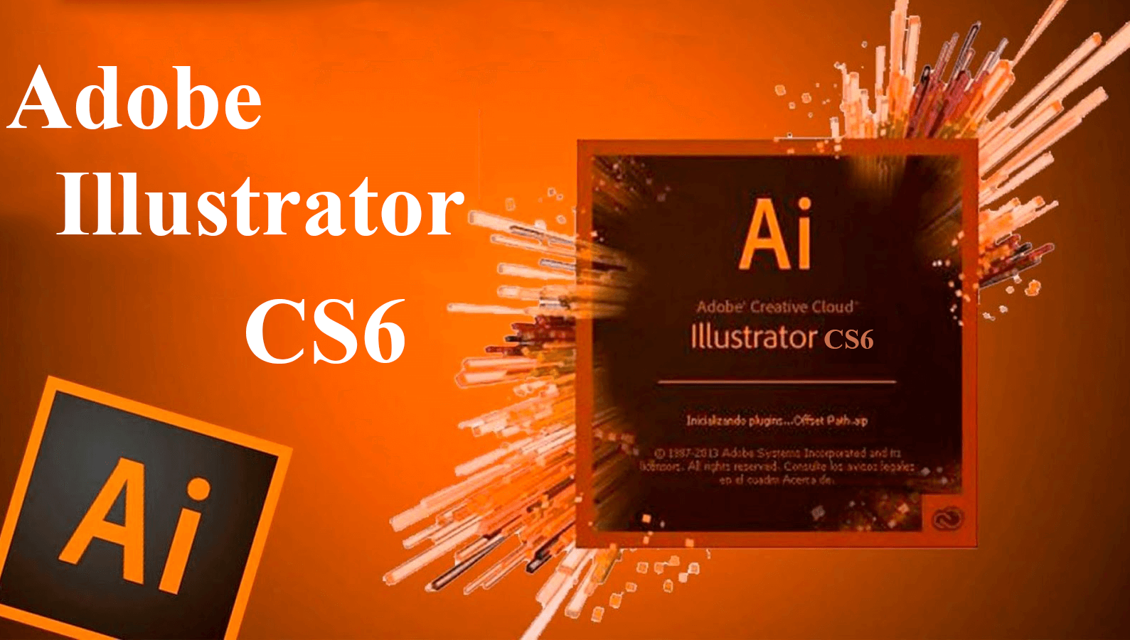 Tải Adobe illustrator CS6 full Cr@ck