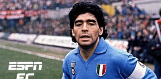 Diego Maradona loved Napoli just as much as they loved him – Mina Rzouki | Serie Awesome