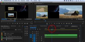 Create Multicam Clips Containing Different Frame Sizes (Adobe Premiere Pro CC)