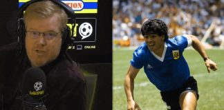 RIP Diego Maradona: Adrian Durham pays tribute to 'iconic' football legend after his death