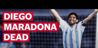 Diego Maradona dead: Argentina football legend passes away aged 60