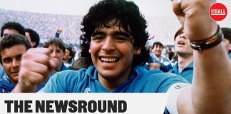 Diego Maradona dies, aged 60 | The Newsround