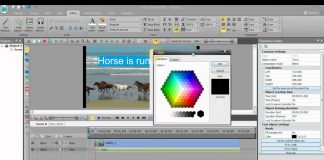 How to add text on a video in VSDC Free Video Editor