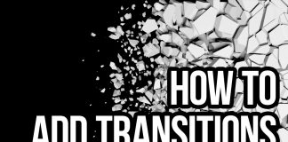 How to Add Transitions in VSDC Free Video Editor