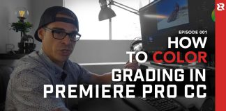 How To Color Grading in Adobe Premiere Pro CC 2018