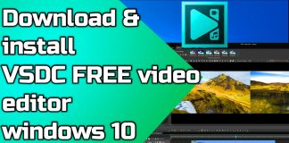 How To Download And Install VSDC Free Video Editor On Windows 10