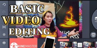 HOW TO EDIT YOUTUBE VIDEO USING CELLPHONE| KINEMASTER TUTORIAL VIDEO EDITING| Diannes Journal