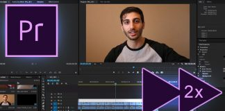 Adobe Premiere Pro CC Tutorial: How to Adjust Timeline Playback Speed While Editing Tip!