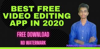 Top 6 Best Free Video Editing Apps of 2020 || Best Video Editor